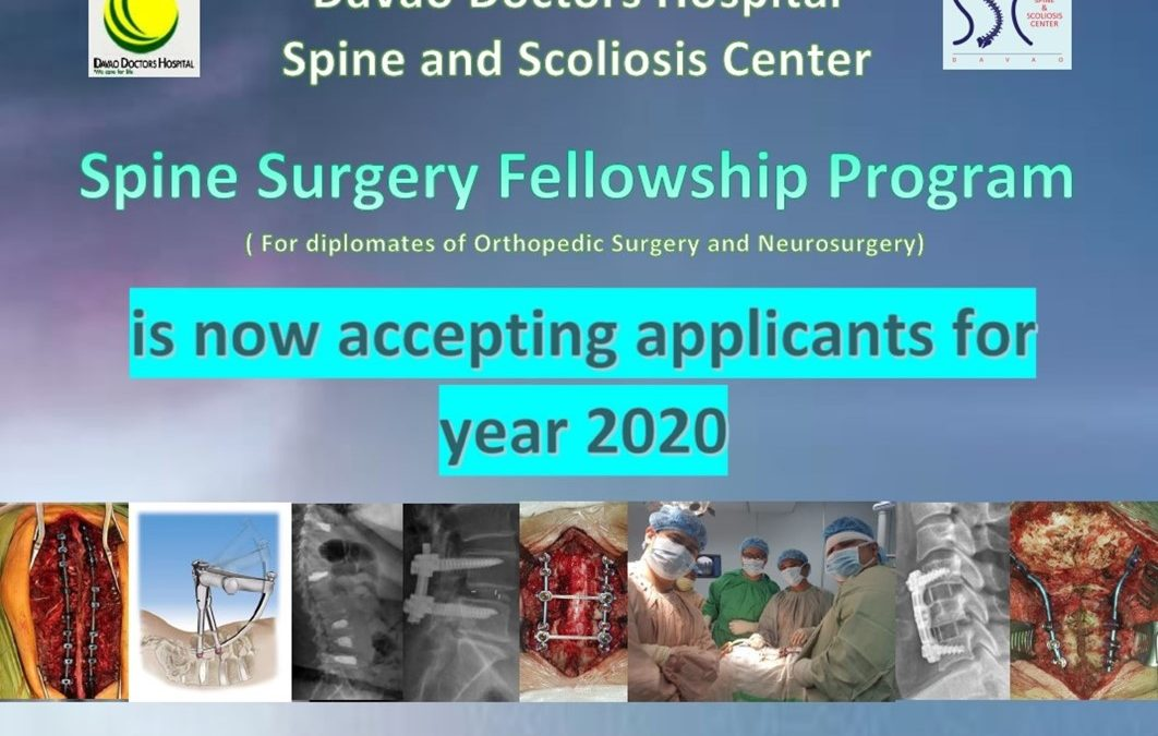 Spine Surgery Fellowship